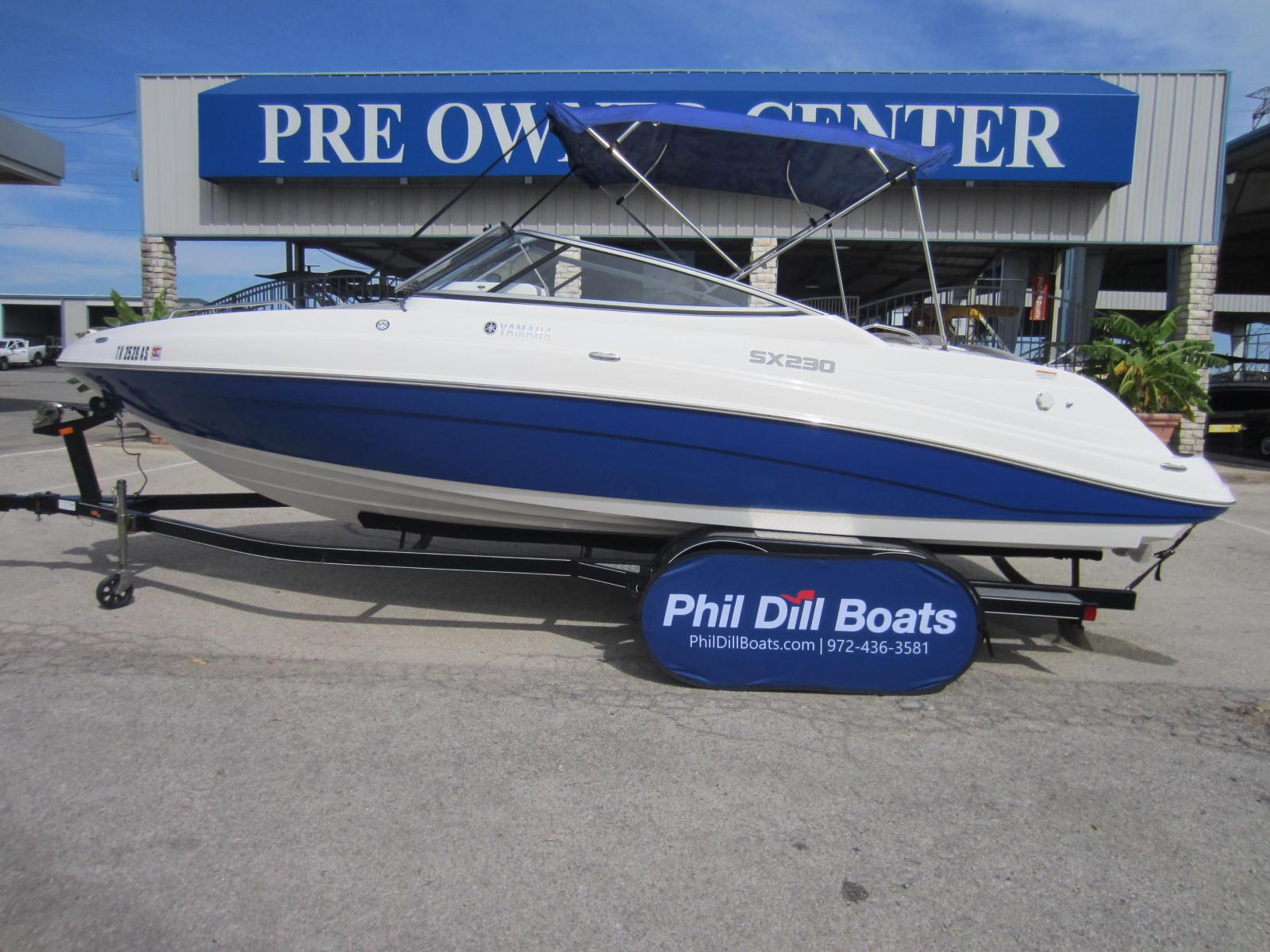 Yamaha Boats SX 230 HO