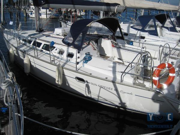 Jeanneau Sun Odyssey 43 IMG_8727.JPG