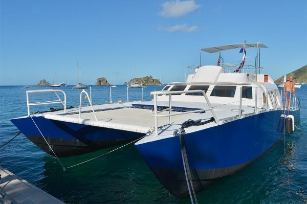 Catamaran Dive Boat 48