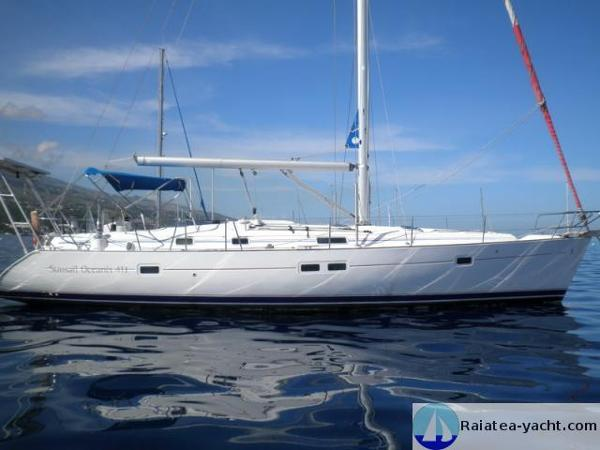Beneteau Oceanis 411 Oceanis 411 for sale