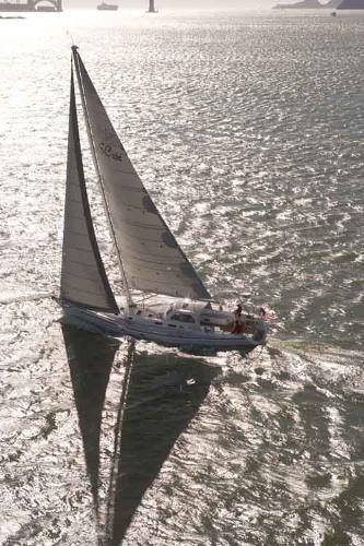 Santa Cruz 53 C La Dolce Vita Sailing Away