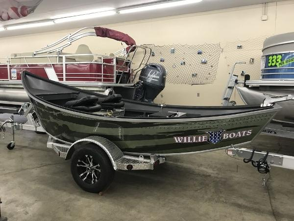 Willie Boats 17X60 Drift Boat