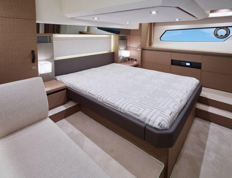 Prestige 460 Fly Prestige 460 Flybridge