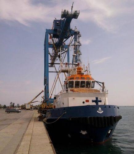 Commercial Vessel Tug Boat 4