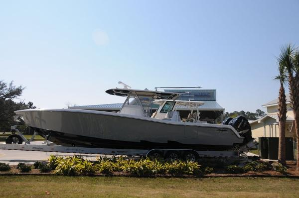 Invincible 39' Open Fisherman