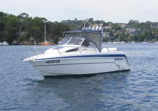 Haines Hunter 680SF Encore