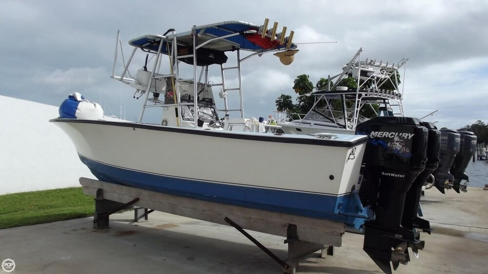 Sea Craft 23 Center Console 1988 SeaCraft 23 CC for sale in Stuart, FL