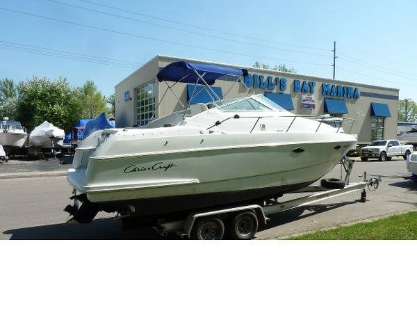 Chris-Craft Crowne 232