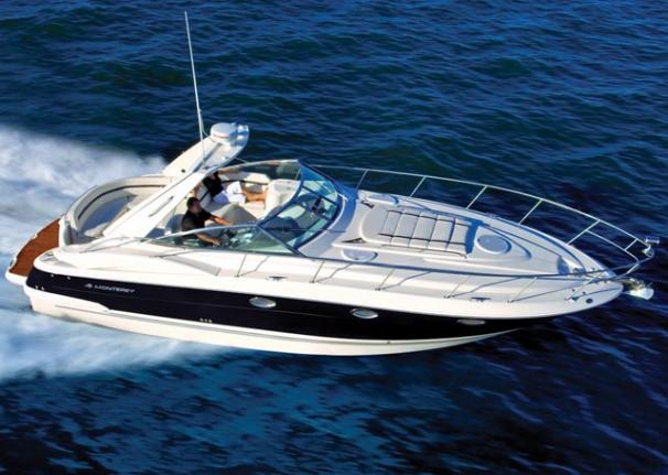 Monterey 350 Sport Yacht Manufacturer Provided Image