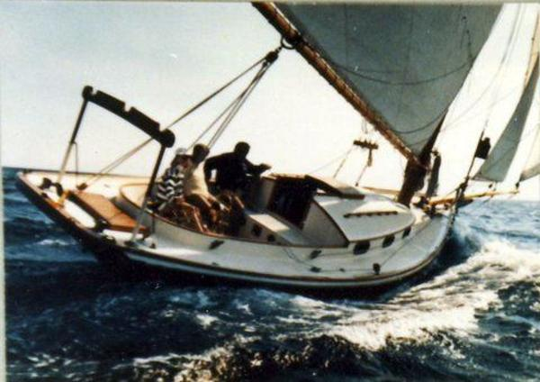 Jarvis Newman Friendship Sloop main