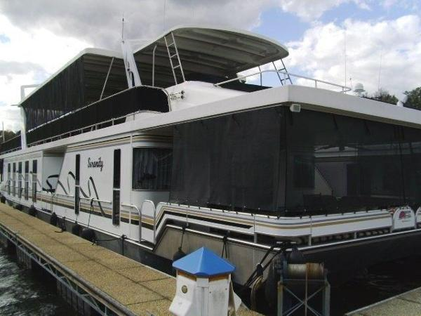 Horizon 18.5 x 88 Houseboat