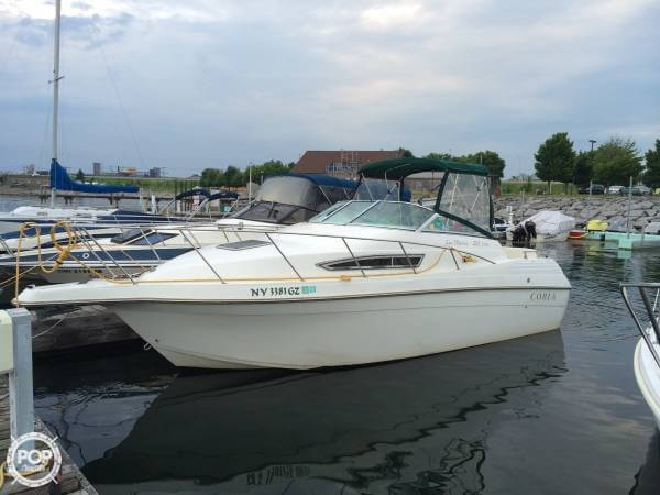 Cobia Boats 255 EMC 1995 Cobia 255 EMC for sale in West Seneca, NY