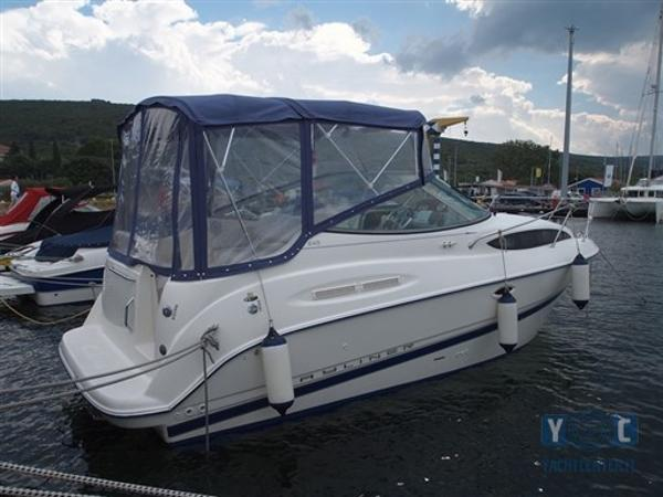 Bayliner 245 Cruiser P1017894