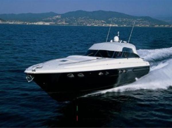 Italcraft X 54 IPANEMA Italcraft Ipanema X 54 - Sestante Yachts
