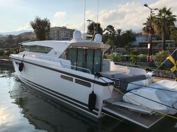 Delta Powerboats DELTA 54 CARBON