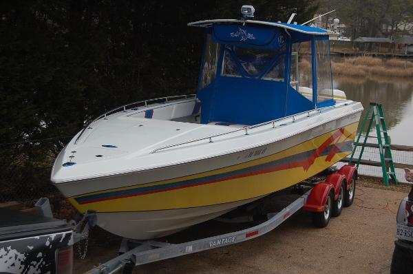 Baja 280 Sport Fisherman