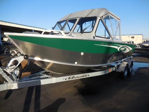 Hewescraft 210 Sea Runner w/ET