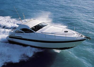 Pershing 43 Manufacturer Provided Image: Pershing 43