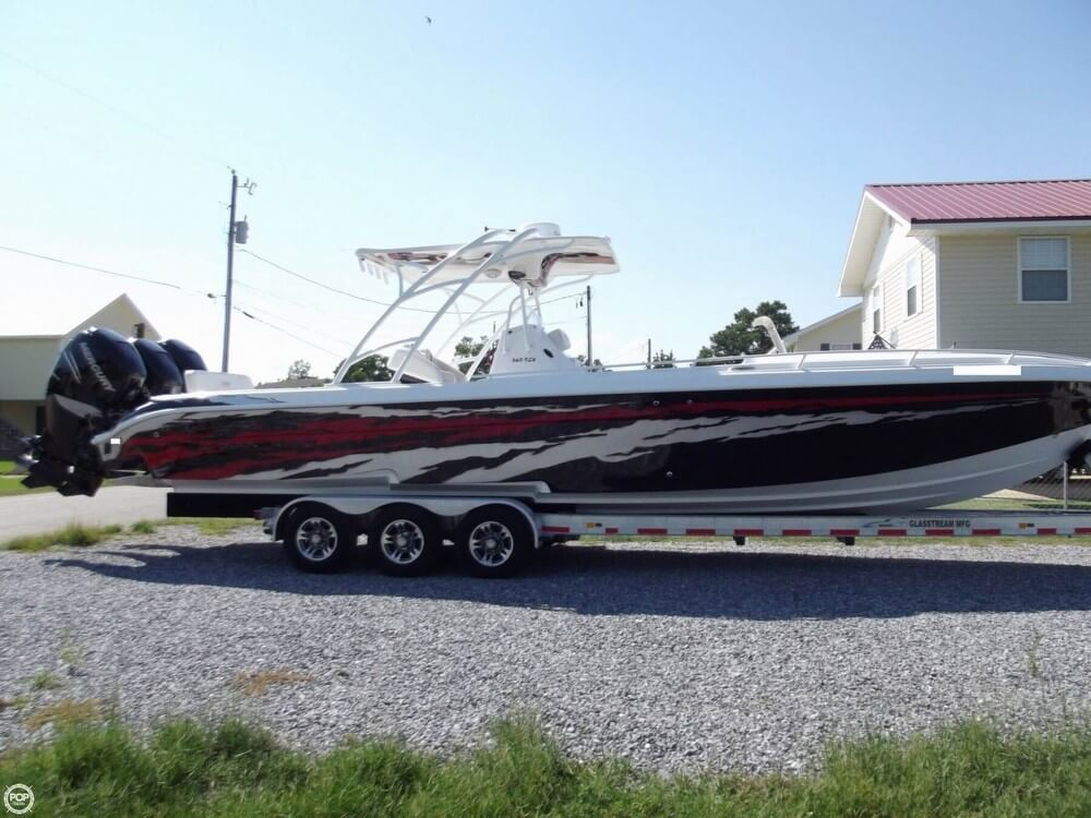 Glasstream 360 SCX 2012 Glasstream 360 SCX for sale in Bay St Louis, MS