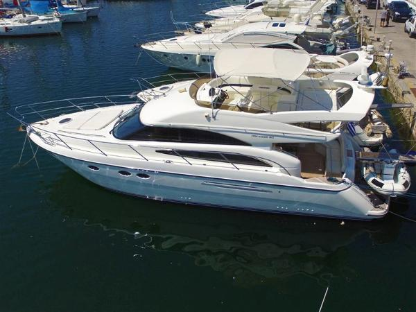 Princess 50 Flybridge MkII