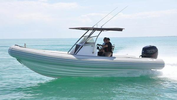 Fluid Watercraft 8.6M Tow-Behind