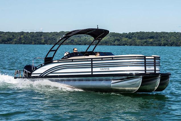 Harris Boat image