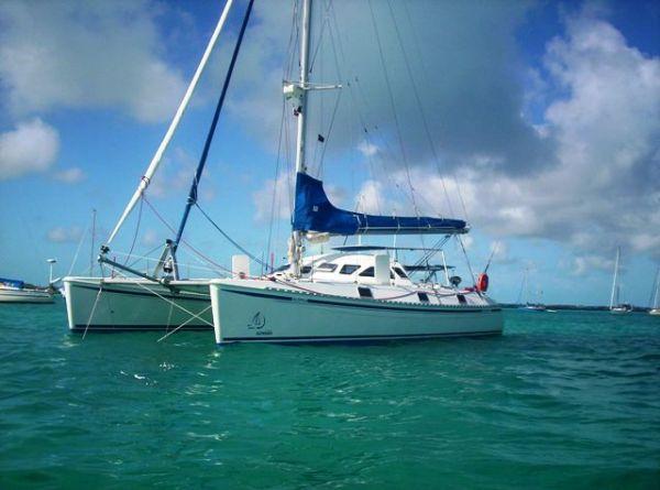 Outremer outremer 45 Outremer 45 catamaran
