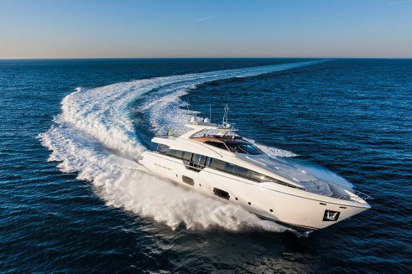 Ferretti Yachts 960 Manufacturer Provided Image: Ferretti 960