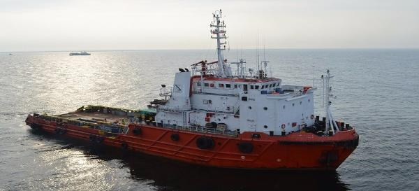 Offshore Supply Vessel  - 4 Main Engines Total 8000 HP 59m Offshore Supply Vessel For Sale
