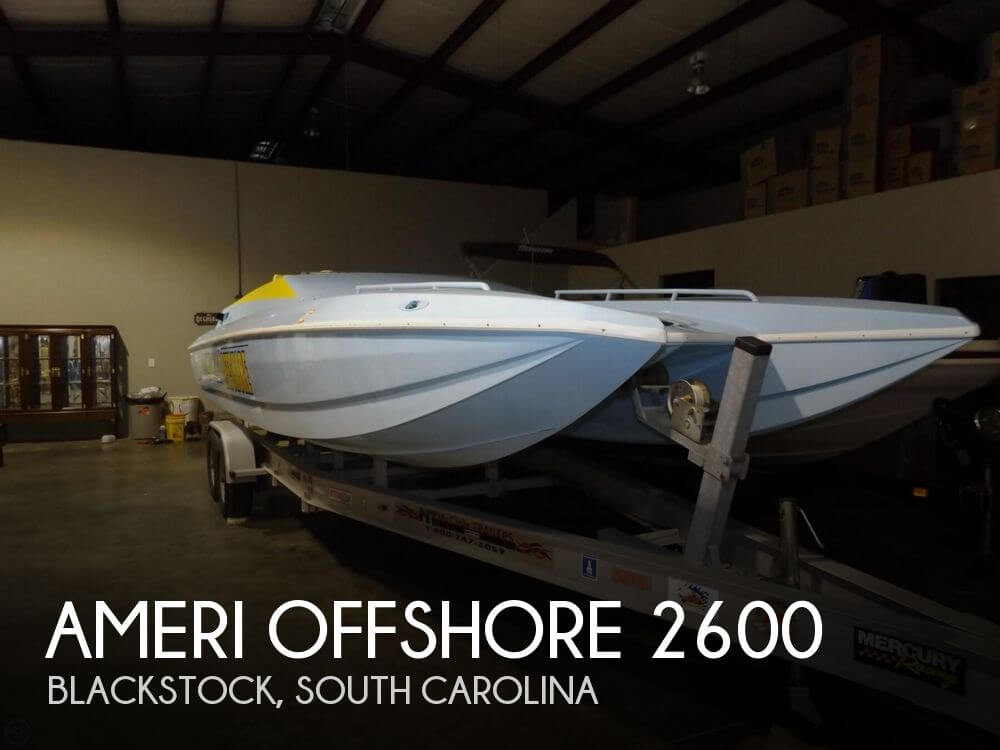 American Offshore 2600 1999 American Offshore 2600 for sale in Blackstock, SC