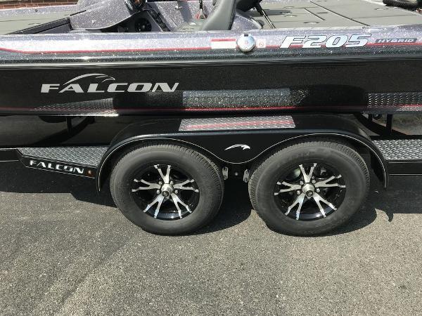 Falcon Boats F20 Hybrid
