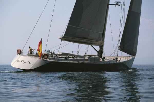 Barcos Deportivos 143'  fast CB G Frers sloop Sailing