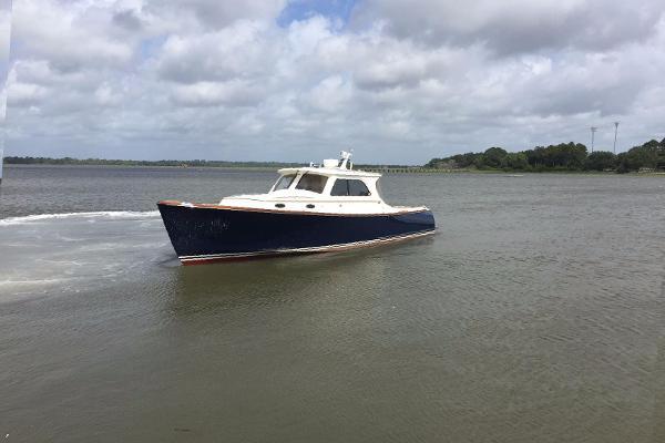 Hinckley Picnic Boat EP Sea A Caterer