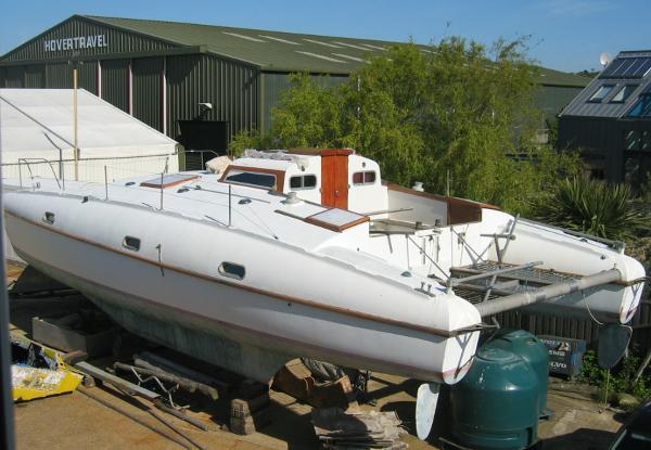 Prout Catamarans Ocean Ranger 45