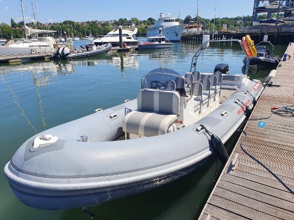 Redbay Boats Stormforce 840 Open