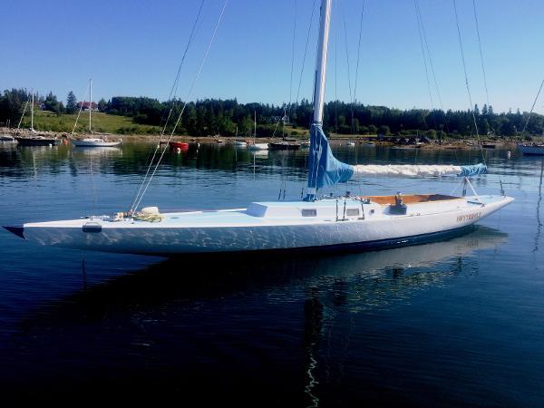 Starling Burgess R-Boat