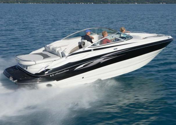 Crownline 260 LS Manufacturer Provided Image