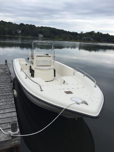 Hydra-Sports 22' Bay skiff