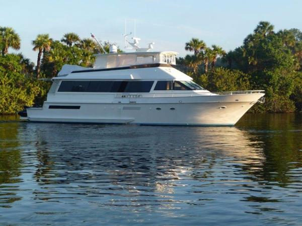 Viking Motor Yacht Profile
