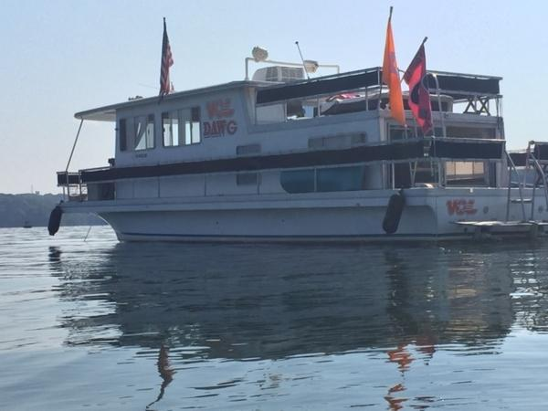 Gibson Lazy Cruz 12x42 Houseboat