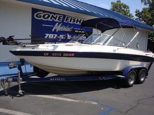 Reinell 204 Fish & Ski