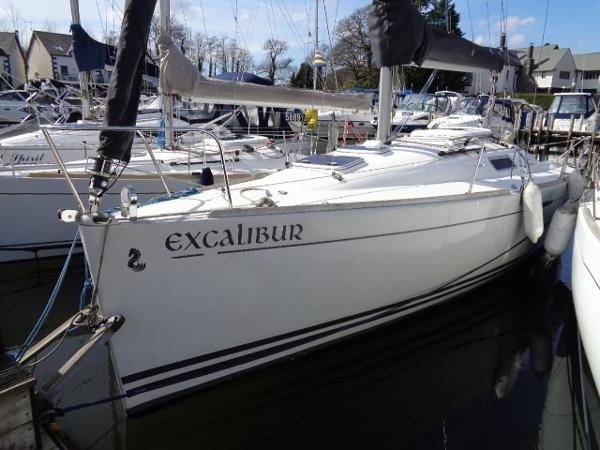 Beneteau First 25.7 S Beneteau First 25.7S - Excalibur