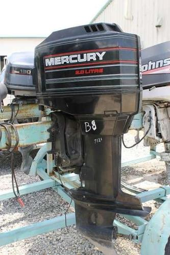 Mercury 150 XL