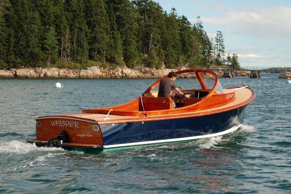 Custom Picnic Launch Desert Boat Co