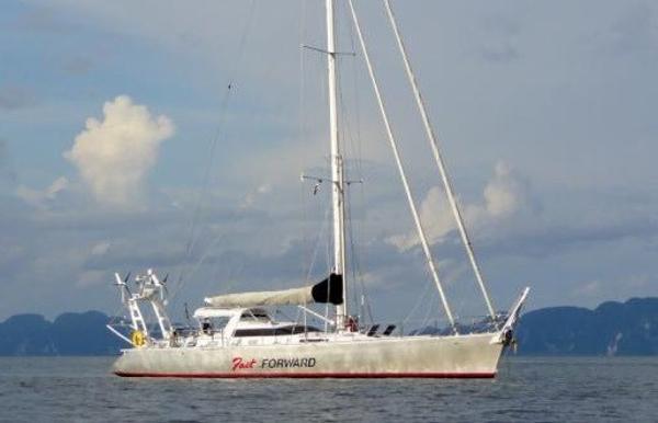 Jacobs Brothers Custom 62ft Aluminium Cutter Jacobs Brothers Custom 62ft Aluminium Sailing Yacht