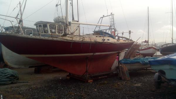 Folkboat Folksong 26