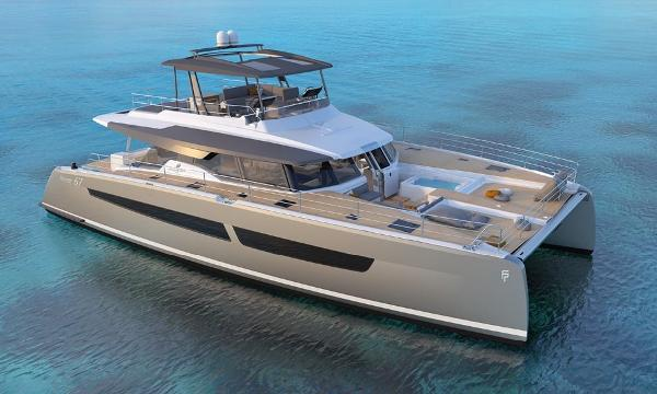 Fountaine Pajot Power 67 Manufacturer Provided Image: Manufacturer Provided Image