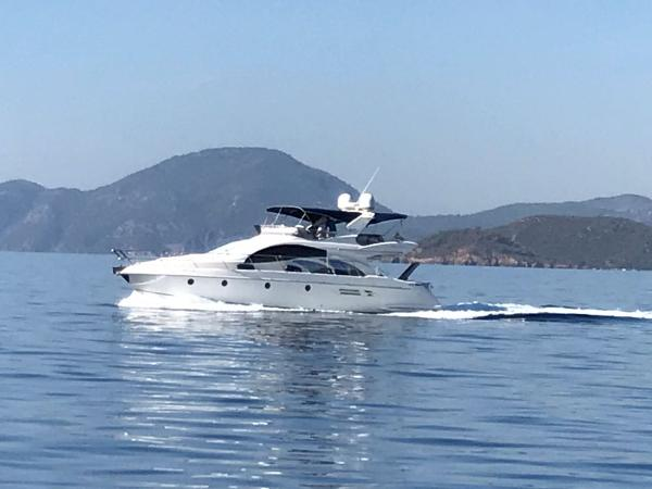 Azimut Azimut 50 Fly Bridge