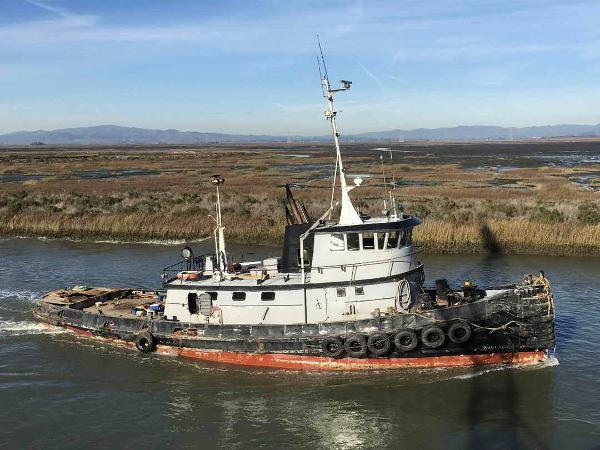 Tugboat Tug