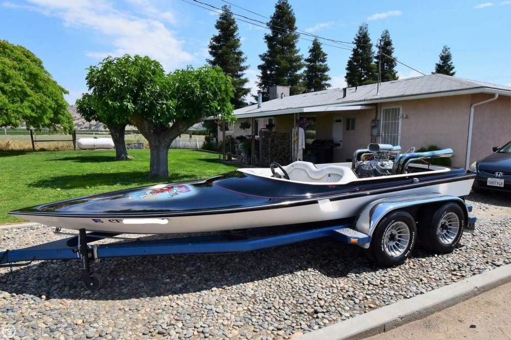 Dominator 18 1977 Dominator 18 for sale in Reedley, CA